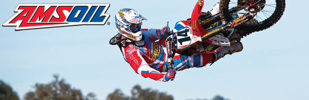 Fly High With AMSOIL synthetic 2-stroke oils